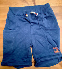 Zara Kids Boys Size 8 Blue Shorts New