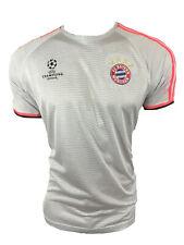 Adidas FC Bayern München Herren Adizero  UCL TRG Jersey Trikot Gr.S