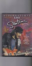 Santana-Supernatural Live Music DVD
