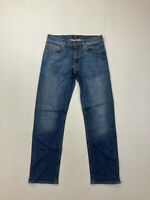 GANT REGULAR FIT STRAIGHT Jeans - W30 L30 - Blue - Great Condition
