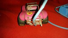 rare mini buggy rose bandai filoguidée remote control en boite box  vintage