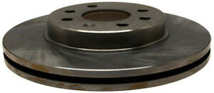 Disc Brake Rotor-Non-Coated Front ACDelco 18A1201A fits 99-01 Daewoo Nubira