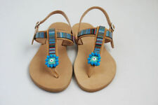 Unbranded 100% Leather Evening Women's Sandals & Beach Shoes
