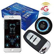 cardot 4g smart phone gps Pke Remote Start engine start stop car alarm system