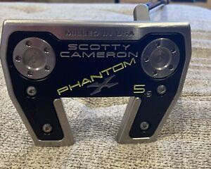 Scotty Cameron Phantom X 5.5 Putter — 35 Inches