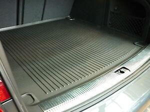 Original Audi A4 Avant(8K) Kofferraumwanne/Kofferraummatte/Kofferraumschutzwanne