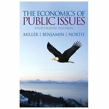 The Economics of Public Issues (18th Edition) by Miller, Benjamin, and North