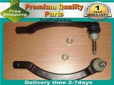 2 OUTER TIE ROD END SET FOR VOLVO S60 01-09 S80 00-06 V70 01-07