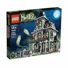 """NEW SEALED LEGO 10228 MONSTER FIGHTERS HAUNTED HOUSE SCARY VAMPIRES 16"""" TALL"""