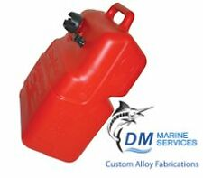 Marine Fuel Tank 25L with vented cap only Vertical and Portable