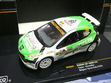 Peugeot 207 s2000 rally tsjoen Ypres combatió 2009 STRUCTO Ixo 1:43