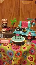 shorties doll assessories tv couch stereo puppy outfits palm tree dog bowl table