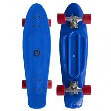 PVC material skate board full size black color