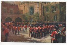 "Postcard Tuck 6412 ""Changing Guard at St James"""