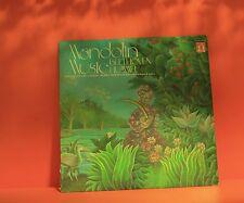 BEETHOVEN / HUMMEL - MANDOLIN MUSIC - MARIA SCIVITTARO - NONESUCH LP RECORD (X)