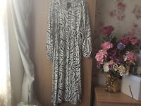 Stunning Marks and Spencer Collection dress  special occassion dress size 8 new