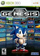 Sonic's Ultimate Genesis Collection [Xbox 360, NTSC, Sega Classics in HD] NEW