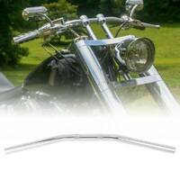 1'' Drag Bars Motorcycle Custom Handlebar Fit For Harley Sportster XL 883 1200