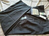 NWT Dockers Men's Classic Fit Easy Khaki Pants Black Size 34WX30L