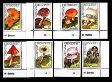 GRENADA - ISOLE GRENADINE - 1991 - Flora. Funghi