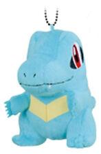 Pokemon 3'' Totodile Plush Key Chain NEW