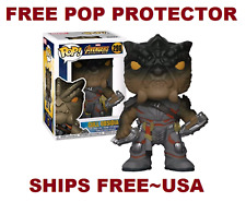 FUNKO POP! INFINITY WARS: CULL OBSIDIAN #298 WALGREENS EXCLUSIVE POP PROTECTOR