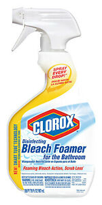 Bathroom Bleach Foamer, 30-oz. -30614