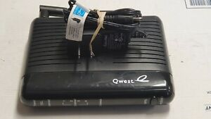 QWEST CENTURYLINK ACTIONTEC PK5000 ADSL2 MODEM WIRELESS ROUTER WITH ADAPTER E4.4