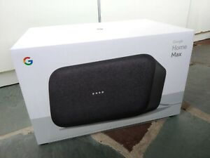 Google Home Max Smart Speakers - New in Box, Never Used