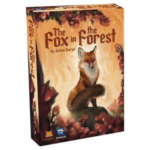 Carte Jeux The Fox dans Le Forêt