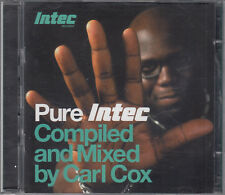 Carl Cox : Pure Intec CD Techno House Electro FASTPOST
