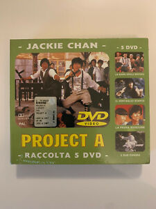 Jackie Chan Collection 5 DVD