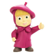 Masha Ма́ша Small Figure Figurine from Masha and the Bear Movie