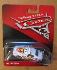 Disney Pixar Cars 3 PAT TRAXSON ~ Official Pace Car ~ NIP