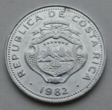 Costa Rica 10 Centesimos 1982(v) B.C.C.R. KM#185.2a. Ten Cents coin. Karlsruhe m