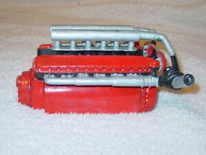 1/8 SCALE DUMMY ENGINE
