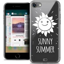 """Coque Crystal Gel Pour iPhone 8 (4.7"""") Extra Fine Souple Summer Sunny Summer"""
