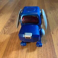 Vintage Poo-Chi Robot Dog Sega Toys Tiger Electronics Blue