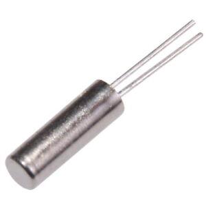 Oscillateur à Quartz HC49/S 32MHZ 32.768KHz 32768HZ 2x6mm