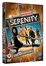Serenity (DVD, 2012) ** NEW & SEALED - FAST UK DISPATCH ! **