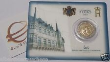Coin card 2 euro 2014 Lussemburgo Luxembourg Luxemburg 50 gran duc JEAN GIOVANNI