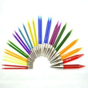 "KnitPro ""Trendz"" Acrylic Interchangeable Circular Knitting Needle Tips"