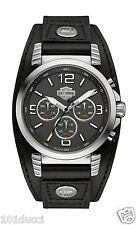 Brand New Man's Harley-Davidson Watch #76B173