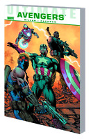 ULTIMATE COMICS AVENGERS TP NEXT GENERATION MARVEL COMICS TPB NEW