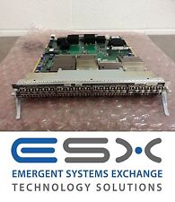 Cisco MDS 9500 Series 4/44 port FC Module with 48 x 4GB SFP's PN:DS-X9248-48K9