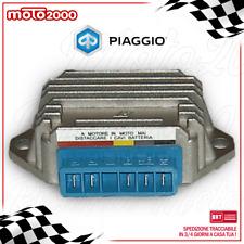 REGOLATORE DI TENSIONE ORIGINALE PIAGGIO VESPA PX 125 150 200 ARCOBALENO 2940165