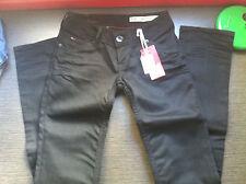Tommy Hilfiger Denim Victoria Straight W 24 L 34 Pantalón Vaquero Mujer Jeans