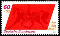 1047 postfrisch BRD Bund Deutschland Briefmarke Jahrgang 1980