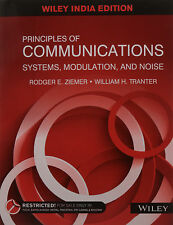 Principles of Communications: Systems, Modulation, and Noise 7E by Ziemer