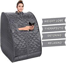 2L Portable Folding Steam Sauna Spa Loss Weight Detox Therapy Body slim Tent